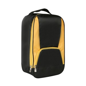 se-017-shoe-bag-with-pocket-front-view-yellow